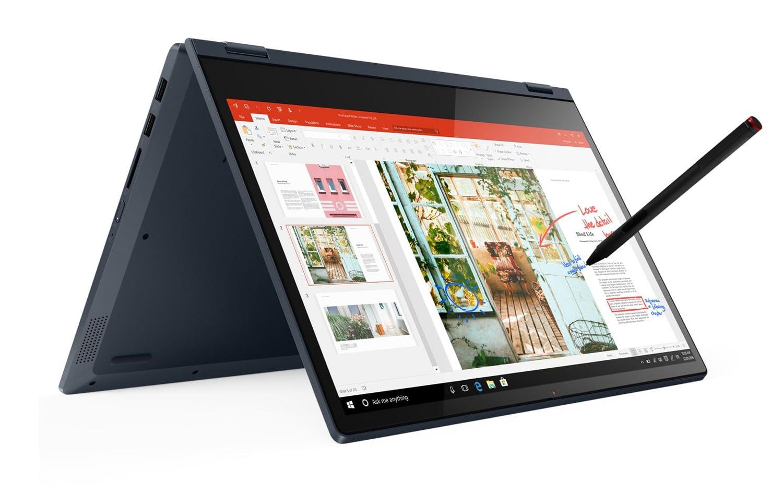 "Lenovo Ideapad C340-14IWL, Ultrabook 14"" Tablette bleu (1199€)"