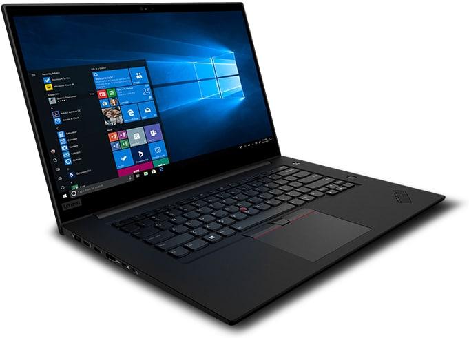 """Lenovo ThinkPad P1 Gen 2, Ultrabook 15"""" OLED Octo Core i9 Quadro Pro"""