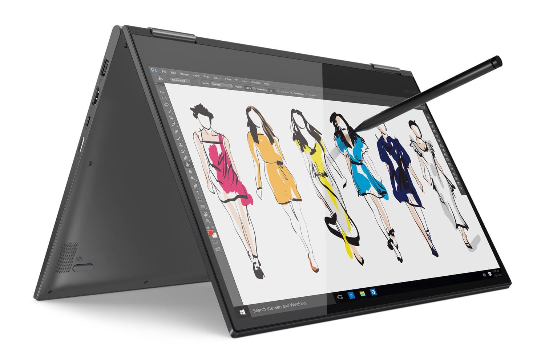 "Lenovo Yoga 730-15IWL, 15"" Tablette tactile GTX TB3 (1359€)"