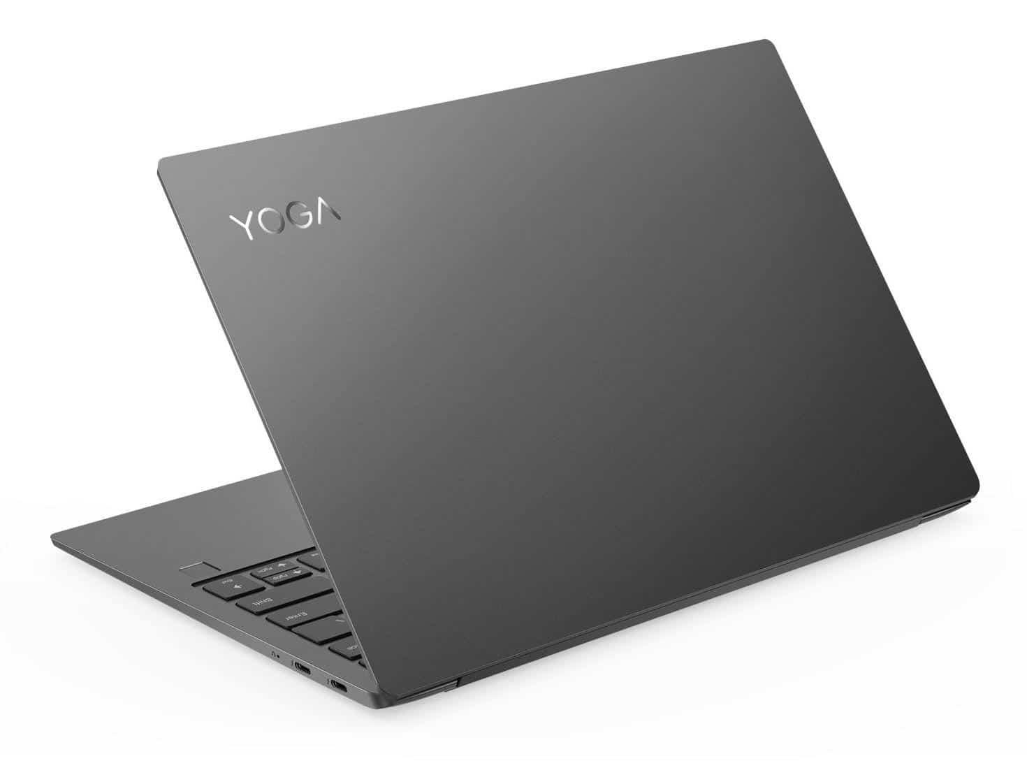 """Lenovo Yoga S730-13IWL, 13"""" une journée d'autonomie TB3 (833€)"""