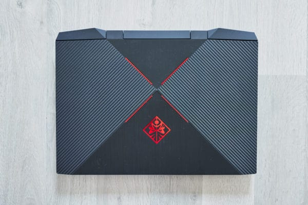 Test HP Omen 15-dc