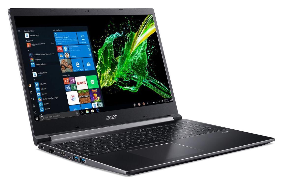 "Acer Aspire A715-74G-7383, PC portable polyvalent 15"" (1019€)"