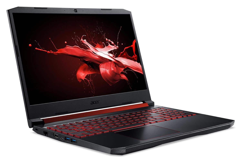 Acer Nitro AN515-54-77PN, 15 pouces puissant SSD (1099€)