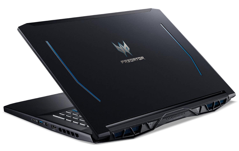 Revue de presse des tests publiés sur le Web (Acer Predator Helios PH317-53)