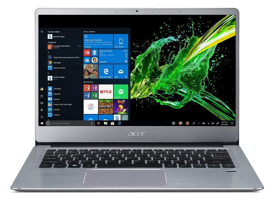 "<span class=""promo-best"">Promo 519€</span> Acer Swift SF314-41-R1X6, ultrabook 14 pouces rapide"