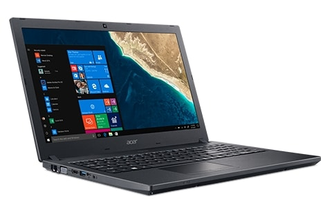 "Acer P2510-G2-M-38LK, PC portable 15"" Turbo Pro rapide (575€)"