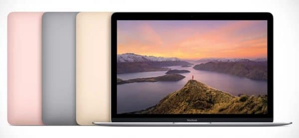 Apple MacBook 12 pouces rumeurs ARM