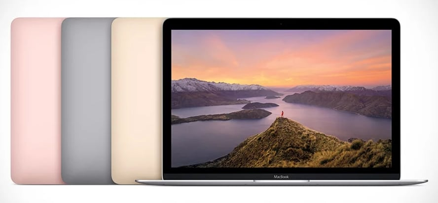"""<span class=""""tagtitre"""">Apple - </span>rumeur: un MacBook 12 pouces à processeur ARM en 2020?"""