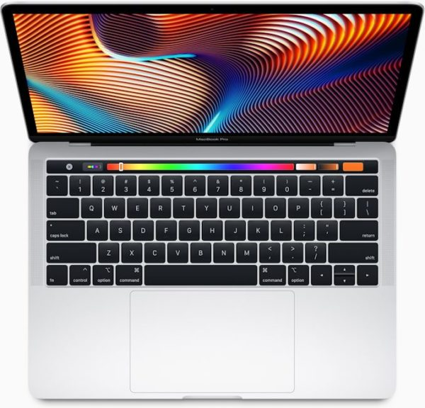 Apple MacBook Pro 13 pouces 2019 Touch Bar