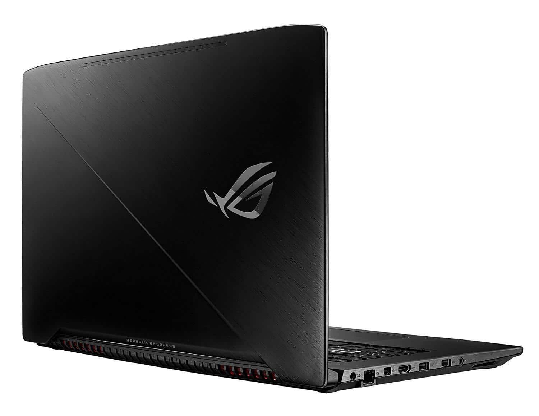Asus ROG GL703GE-EE217T, PC gamer 17 pouces 120Hz (899€)