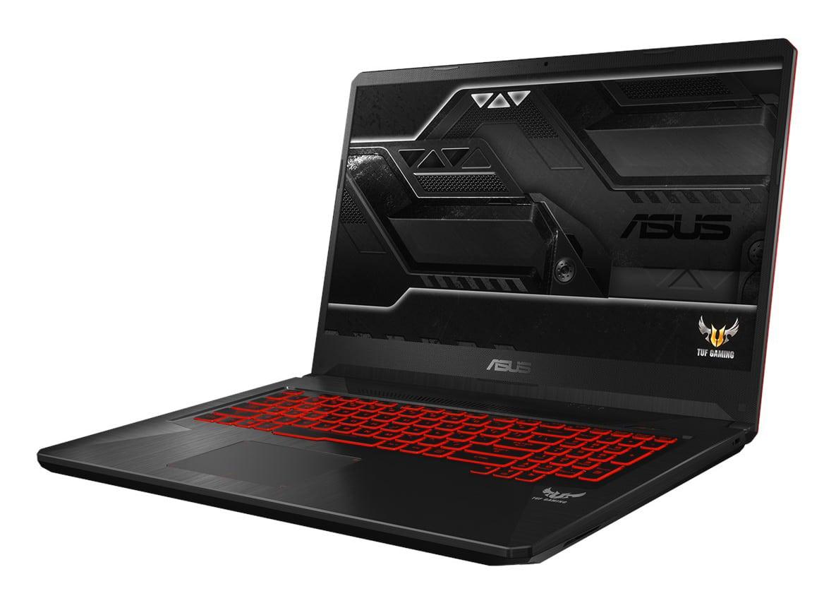 "Asus TUF FX705GM-EW051T, PC 17"" gamer GTX rapide (999€)"
