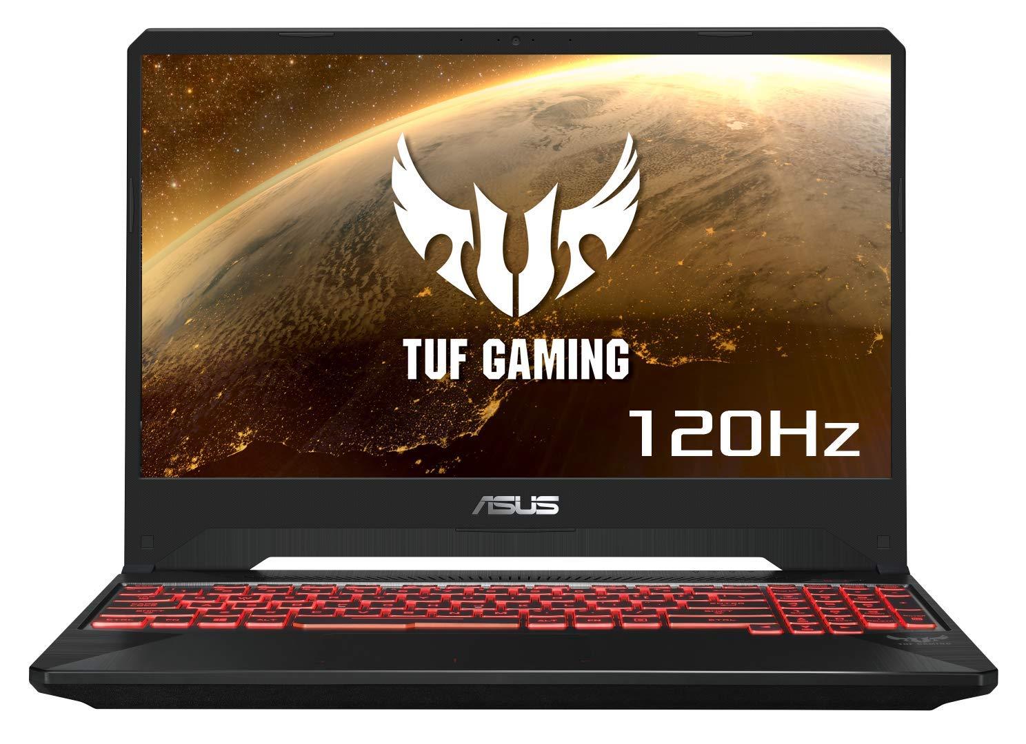 Asus TUF505DD-AL014T, PC 15 pouces joueur 120Hz (769€)