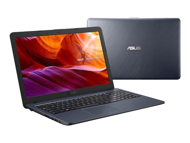 """Asus X543UA-GQ1688T, PC portable 15"""" argent rapide (499€)"""