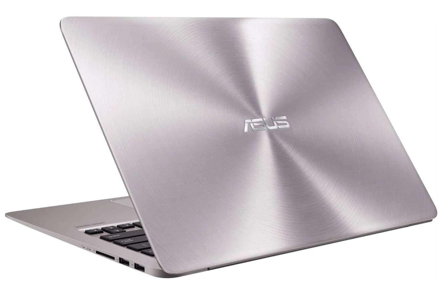 "Asus ZenBook UX410UA-GV428T, ultrabook 14"" léger (599€)"