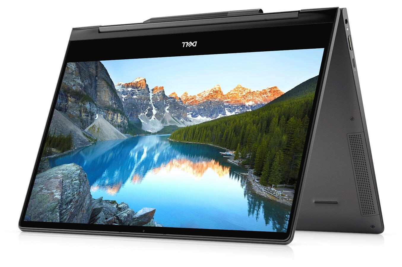 Dell Inspiron 13 7390, ultrabook 4K tactile productif (1394€)