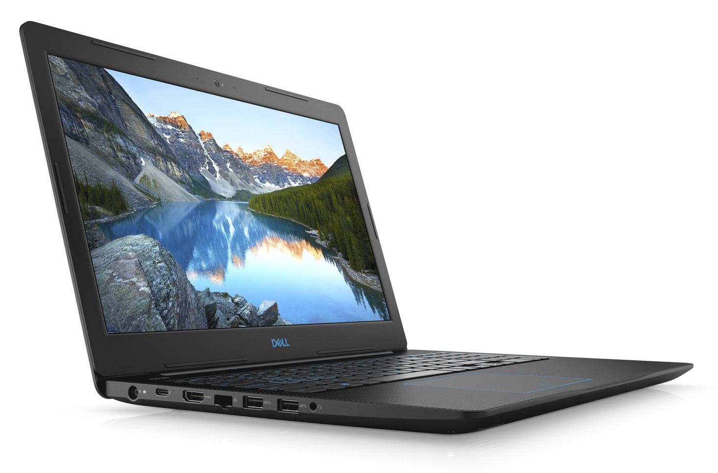 Dell G3 15 3579, 15 pouces gamer et polyvalent (883€)
