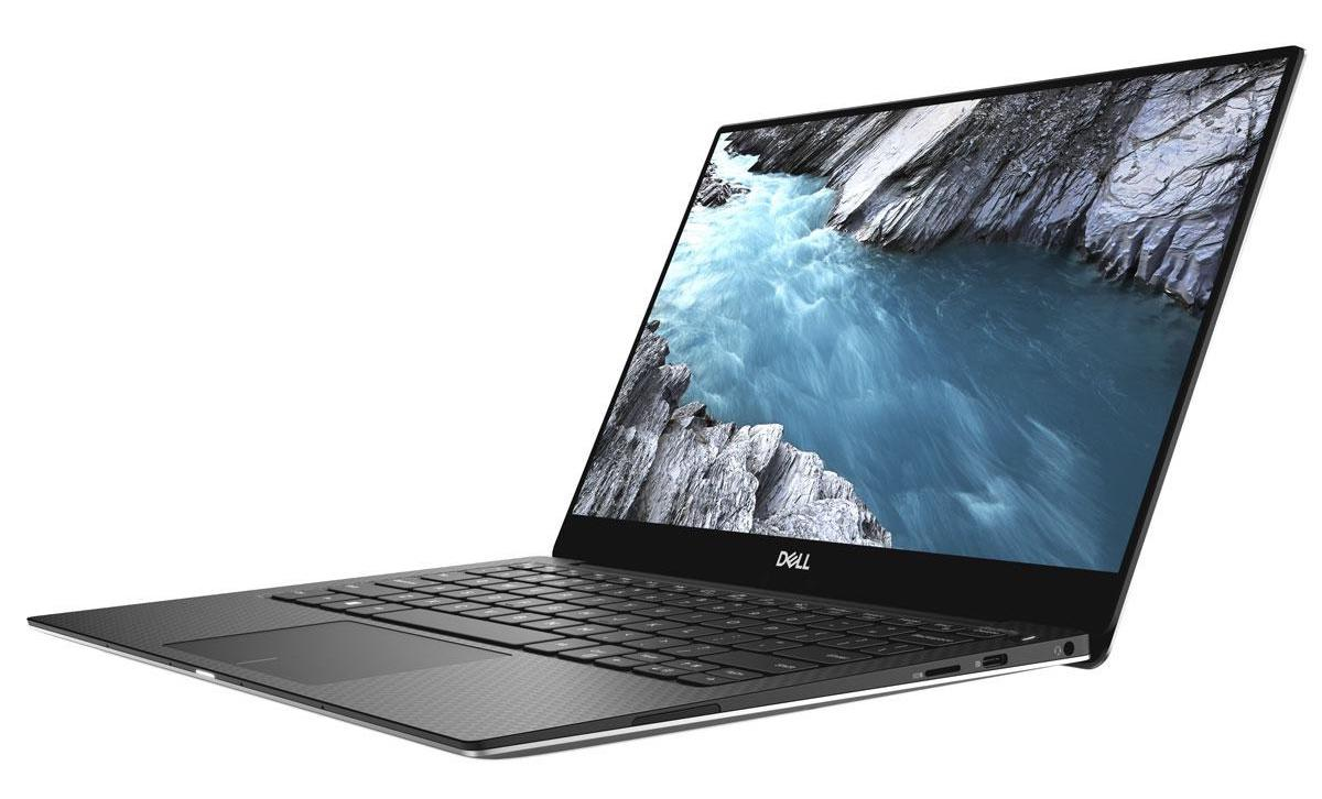 "Dell XPS 13 9380, ultrabook 4K 13"" tactile premium (1349€)"
