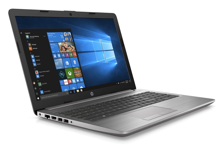 """HP 250 G7, PC portable 15"""" argent DVD rapide et léger (750€)"""