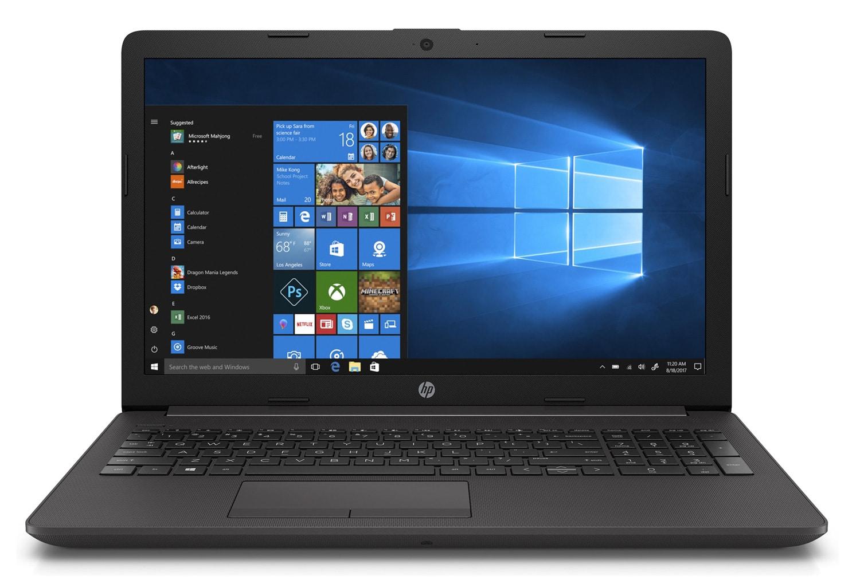 "HP 250 G7, PC portable 15"" noir léger gros stockage (419€)"