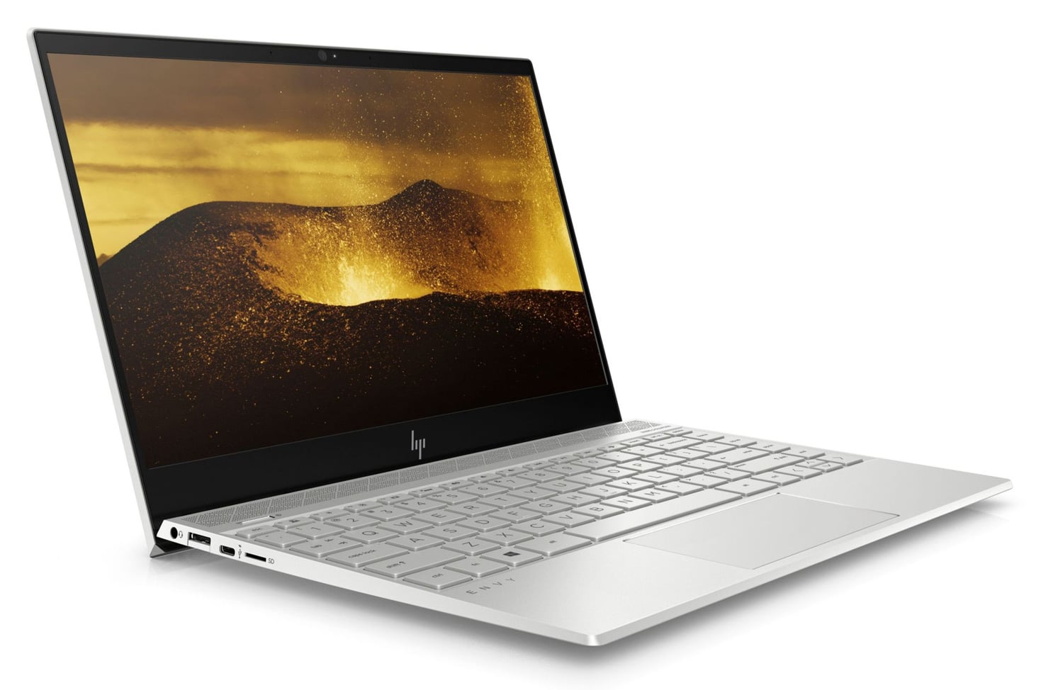 HP Envy 13-ah0011nf, ultrabook 4K 13 pouces léger (778€)