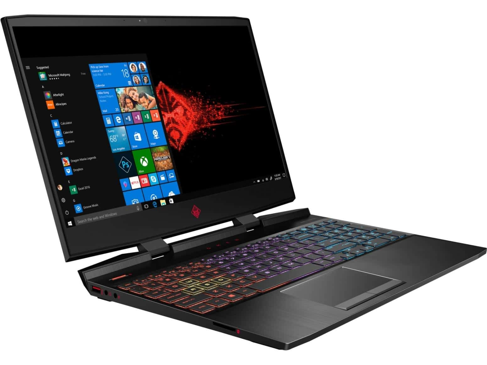 "HP Omen 15-dc1056nf, PC portable gamer 15"" RTX (1199€)"