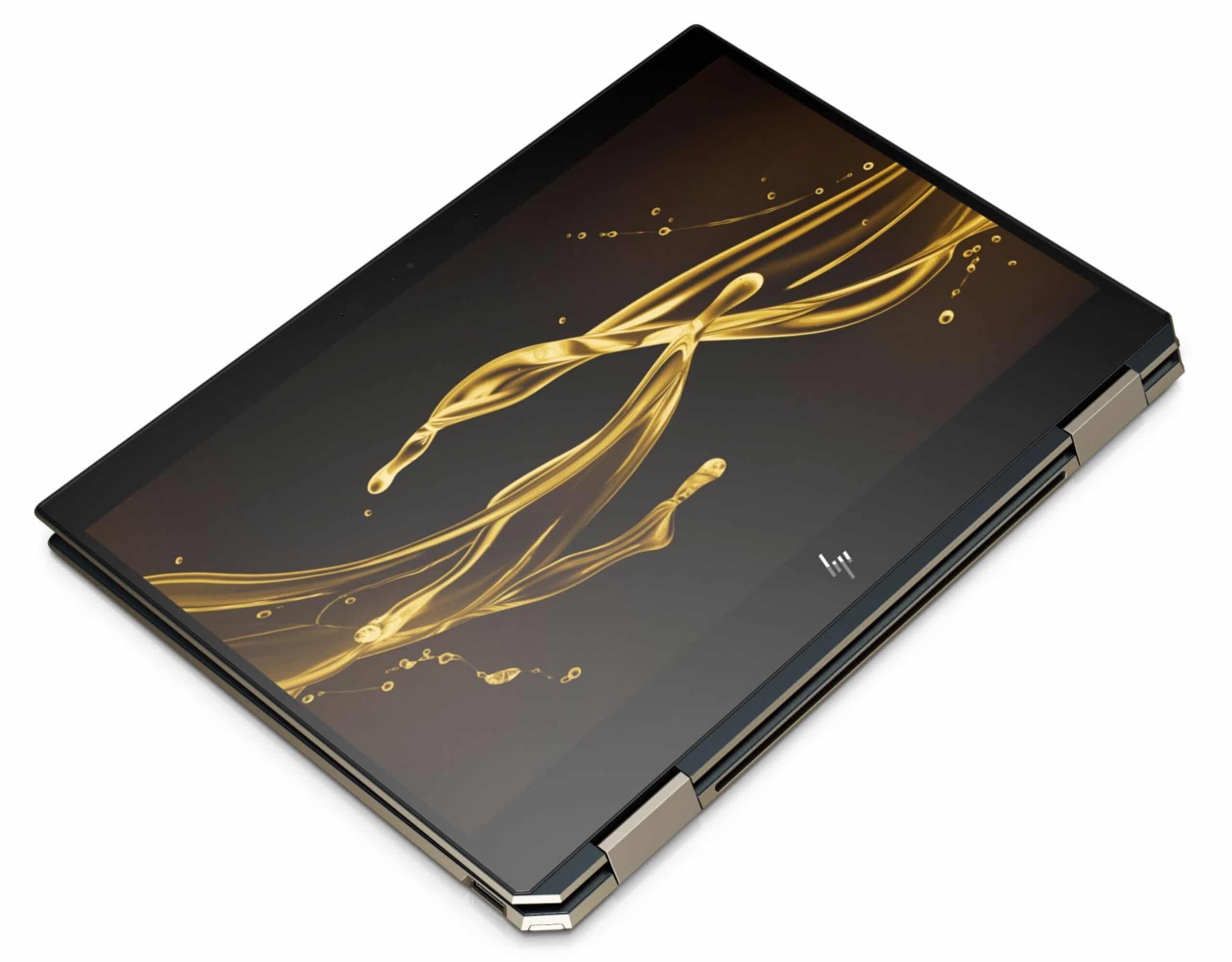 HP Spectre x360 13-ap0011nf, 13 pouces tactile TB3 (999€)
