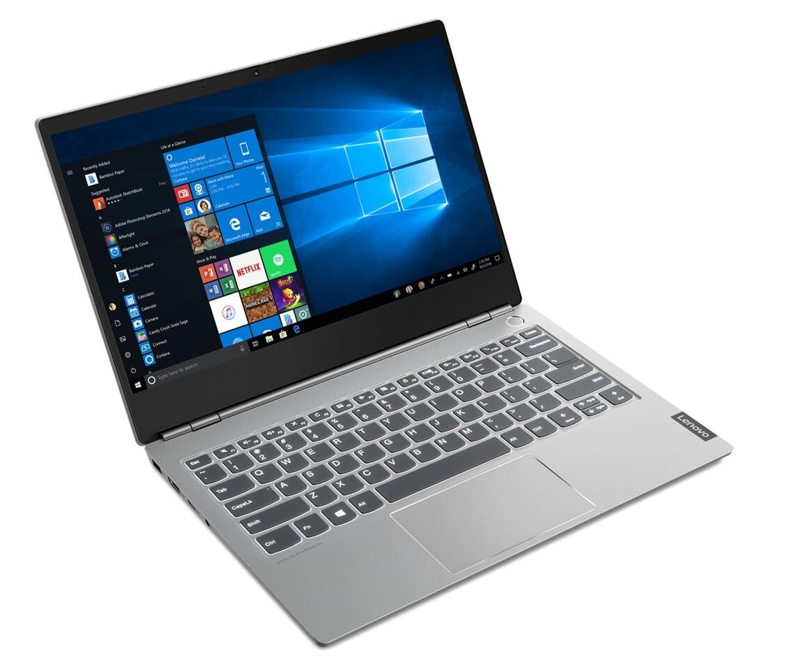"Lenovo Thinkbook 13s-IWL, Ultrabook 13"" Pro alu léger (899€)"