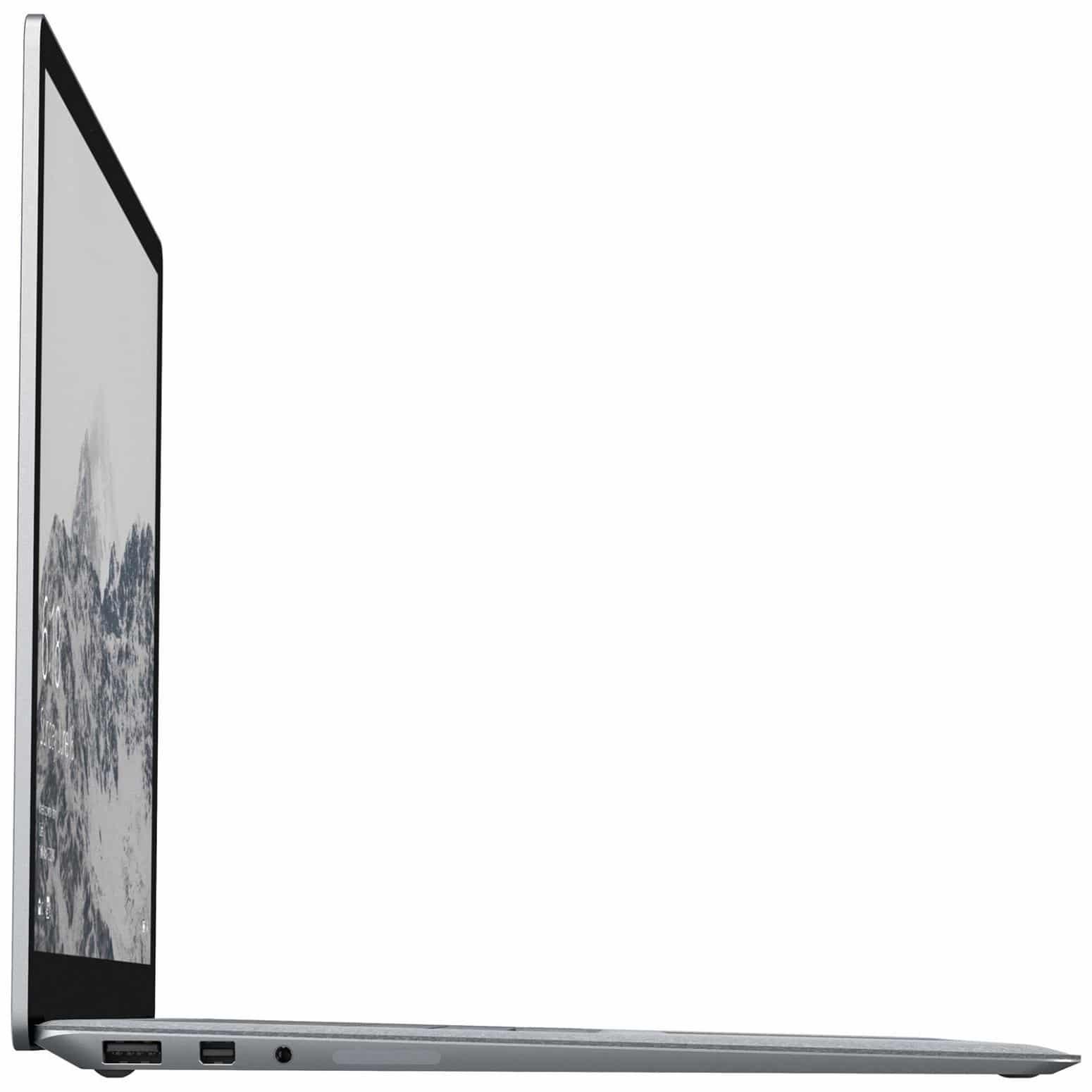 Microsoft Surface Laptop 3 équipé d'un processeur AMD? Tarifs dévoilés