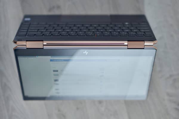 Test HP Spectre x360 13 2019