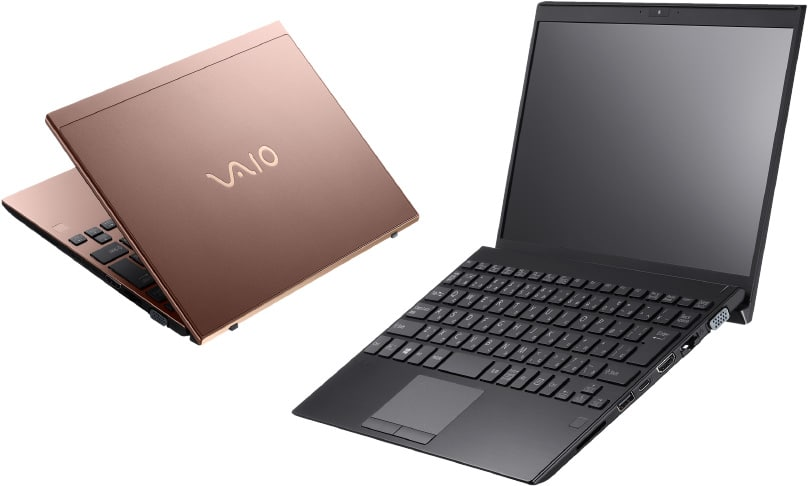 """Vaio SX12, Ultrabook fin 12"""" de 897gr avec grosse connectique, 14h"""