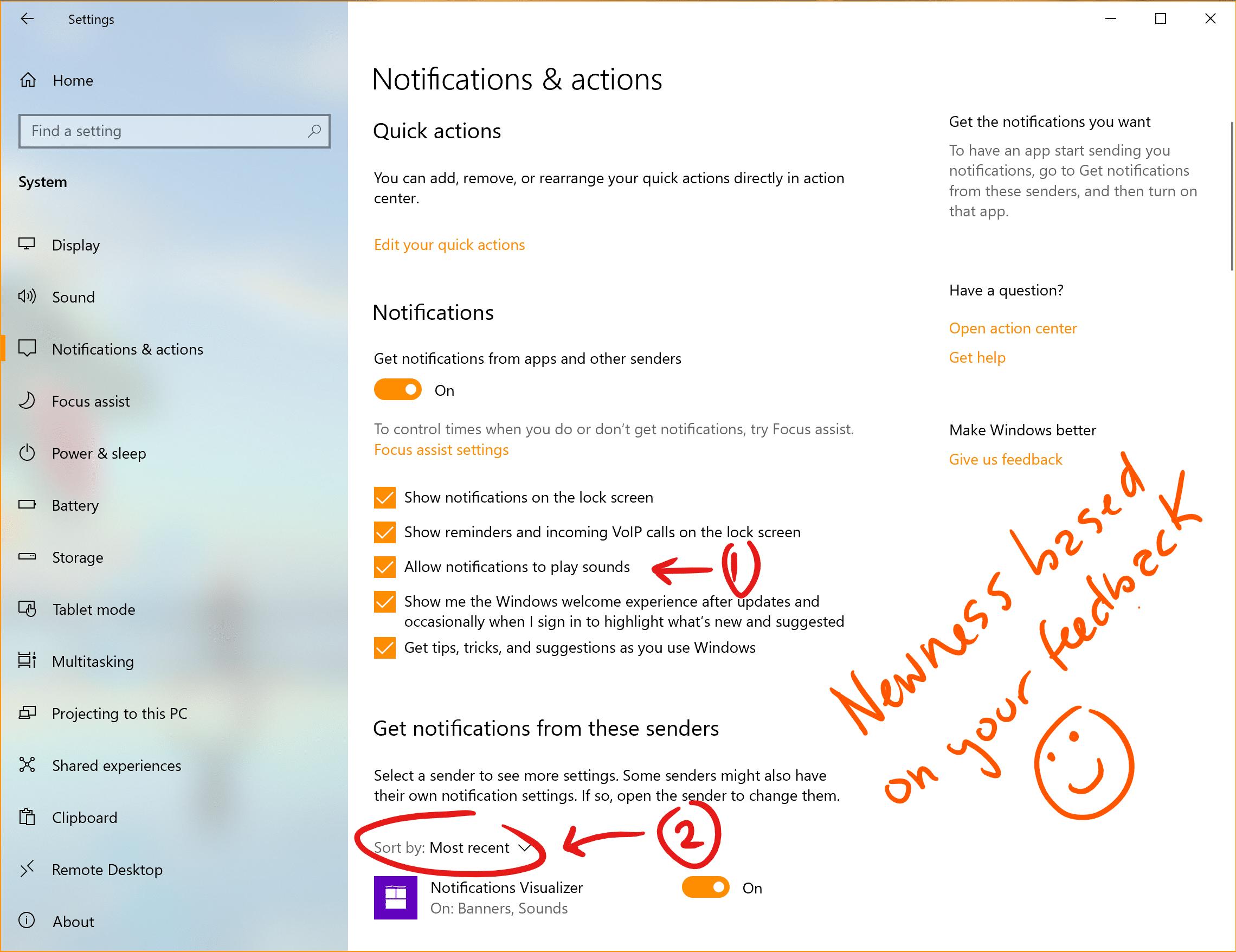 """<span class=""""tagtitre"""">Windows 10 - </span>mises à jour :19H2 simple évolution, nouveautés avec 20H1"""