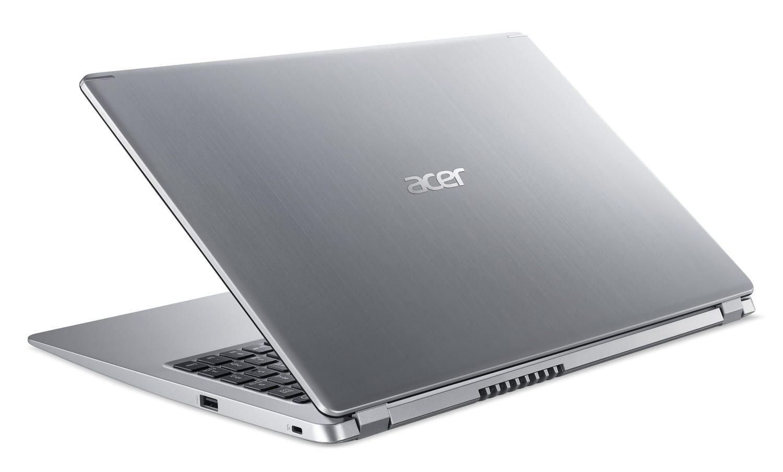 """Acer A515-43-R20V, PC portable 15"""" polyvalent léger rapide (539€)"""