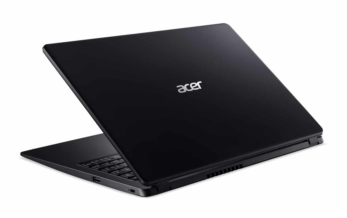"Acer A315-54K-303B, Ultrabook 15"" gros stockage rapide (549€)"