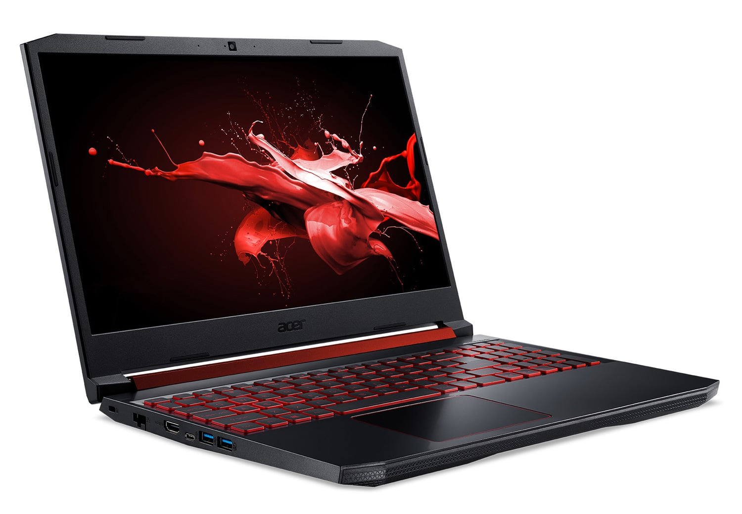 "Acer Nitro AN515-54-592Y, PC portable 15"" gamer Turing 8h (822€)"