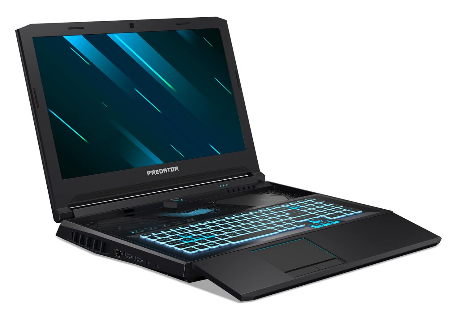 "Acer PH717-71-99DX, PC 17"" gamer Turing puissant (3249€)"