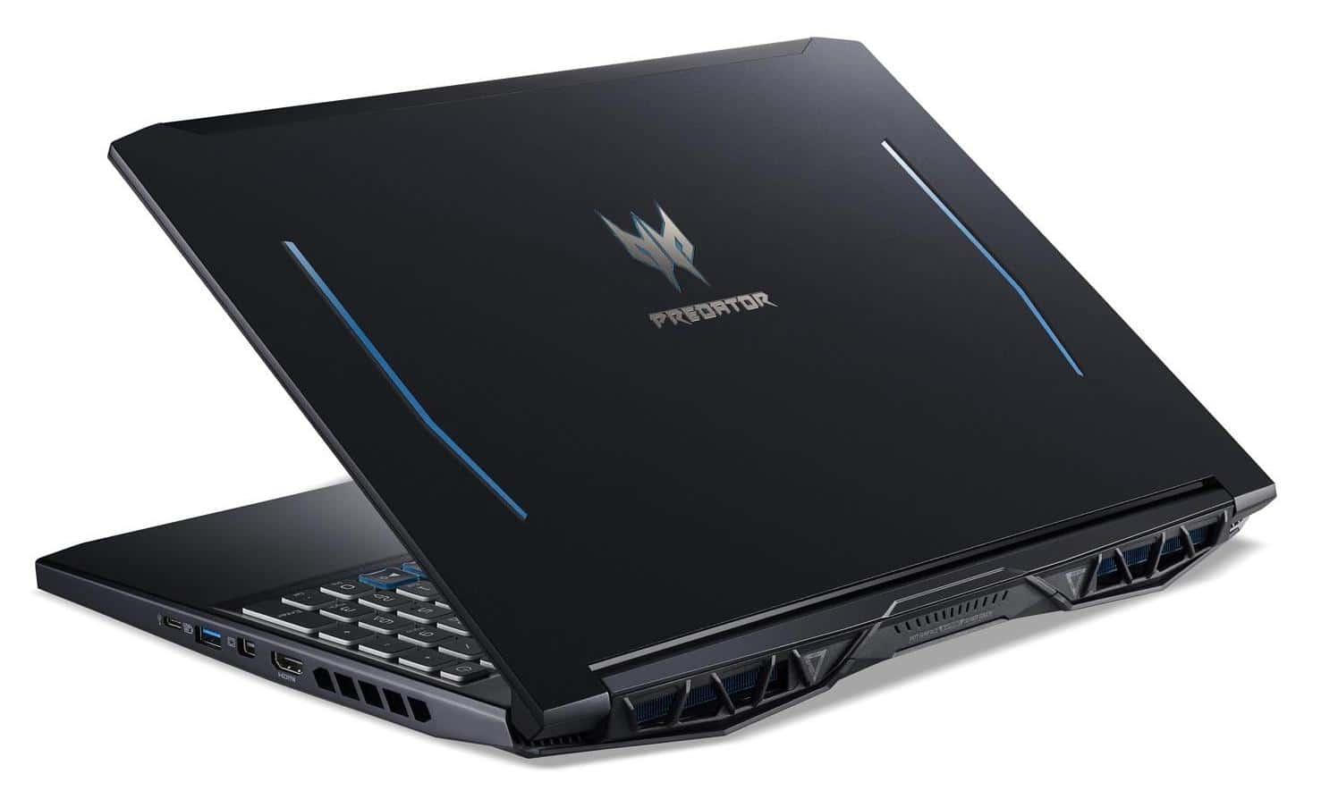 "Acer Predator PH315-52-72RS, 15"" jeu intensif RTX 144Hz (1699€)"