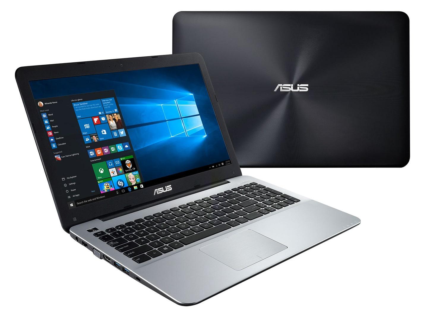 """Asus R556QA-DM393T, PC portable 15"""" bureautique (494€)"""