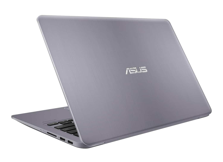 """Asus S410UA-EB858T, Ultrabook 14"""" argent rapide léger (499€)"""