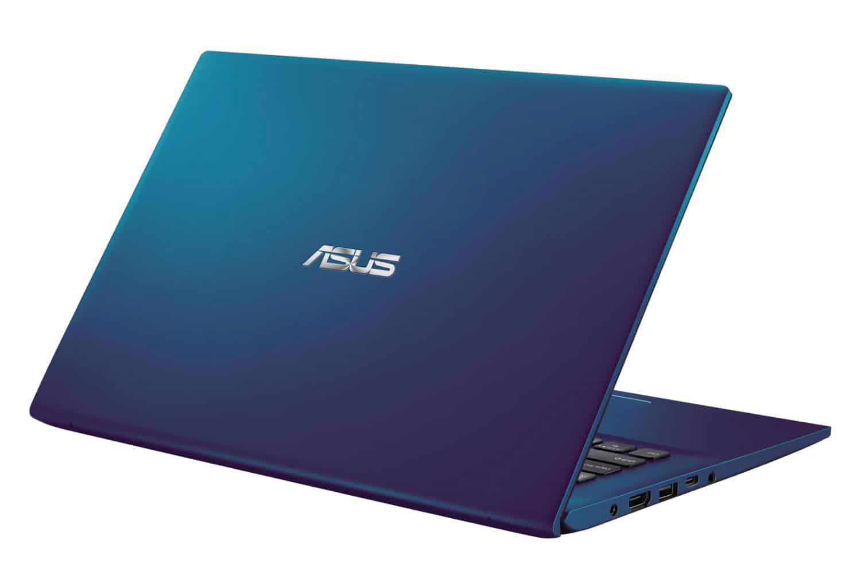 "<span class=""promo-best"">Promo 549€</span> Asus S412DA-EK200T, 14"" bleu léger SSD 512 Go"