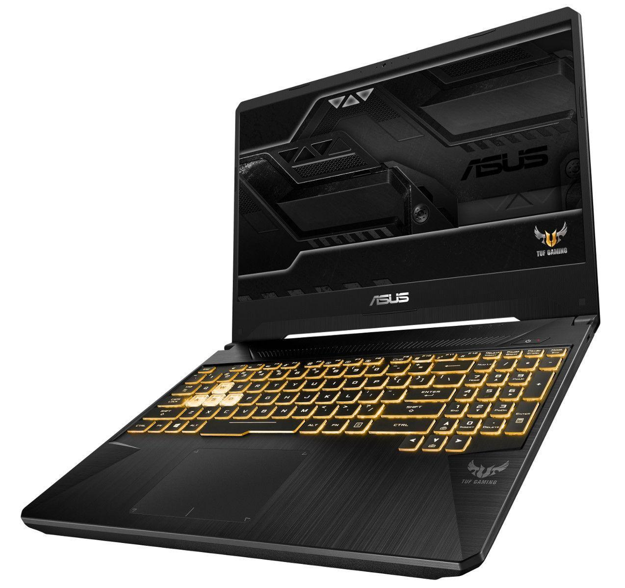 "Asus TUF565DU-AL014T, 15"" gamer borderless 120Hz (1109€)"