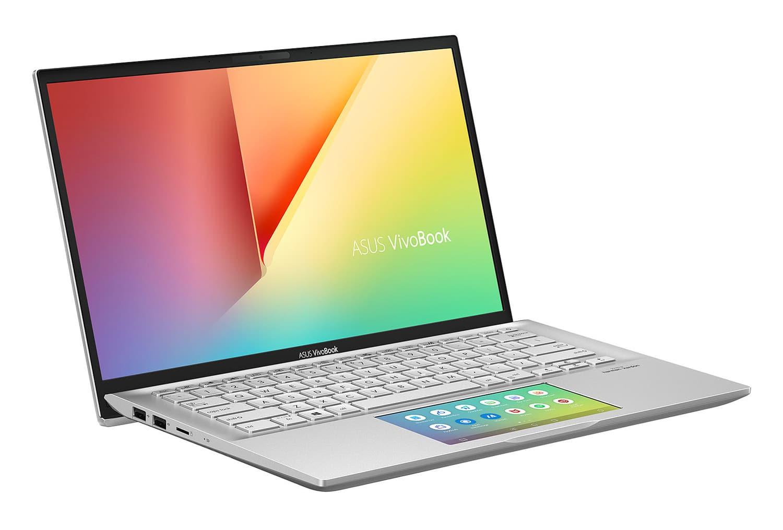 "Asus S432FA-EB003T, Ultrabook 14"" léger ScreenPad (849€)"