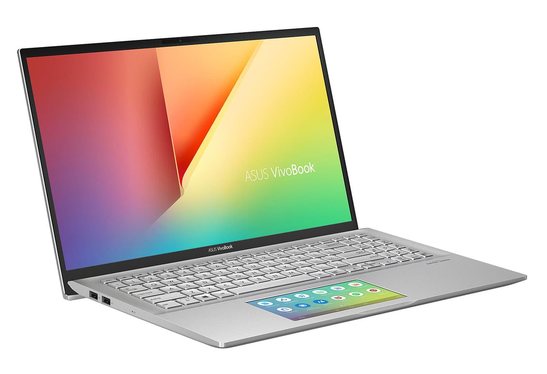 """Asus S532FA-BQ078T, Ultra 15"""" SSD 1 To ScreenPad (939€)"""