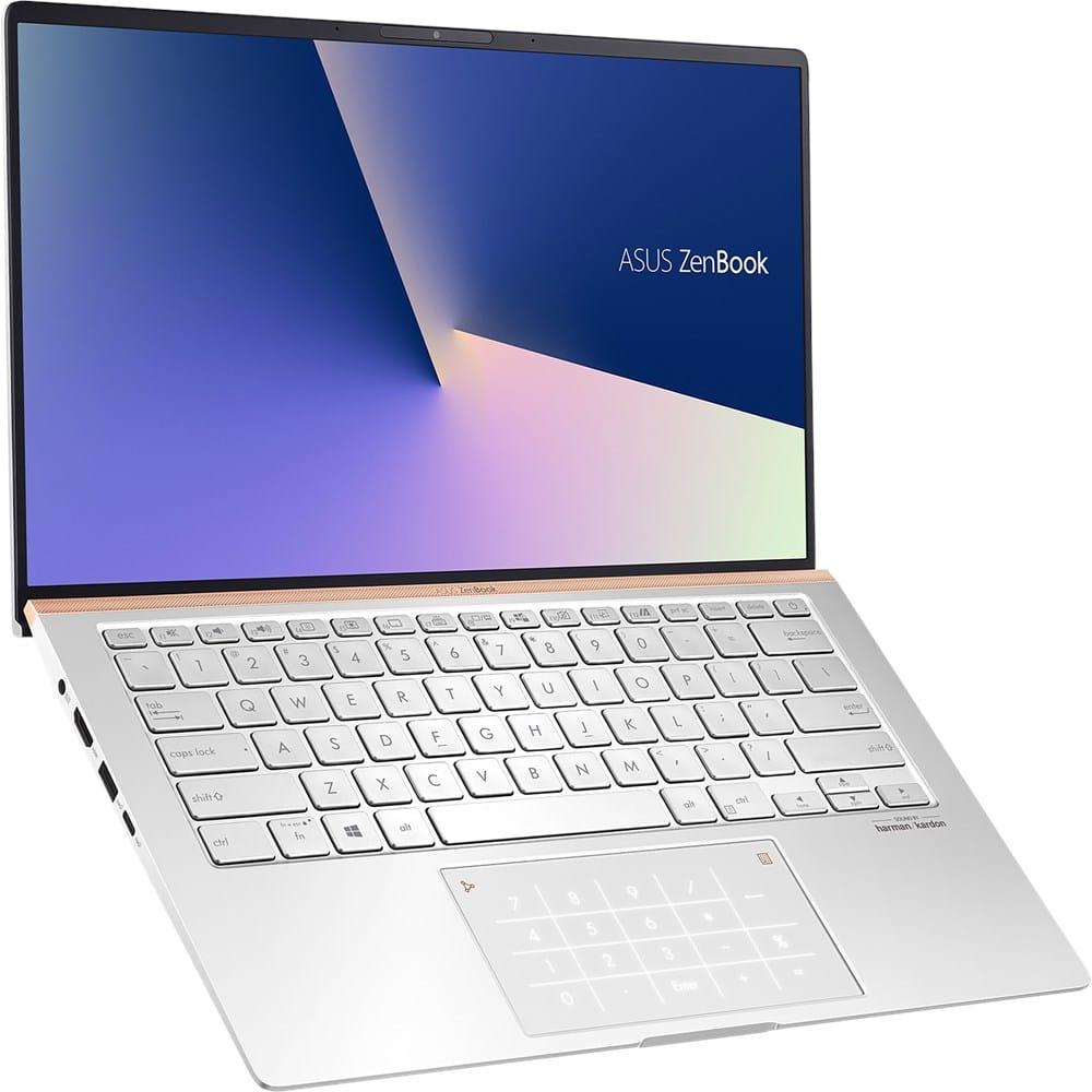 """Asus ZenBook UM431DA / UM433DA, PC portables 14"""" NumPad AMD"""