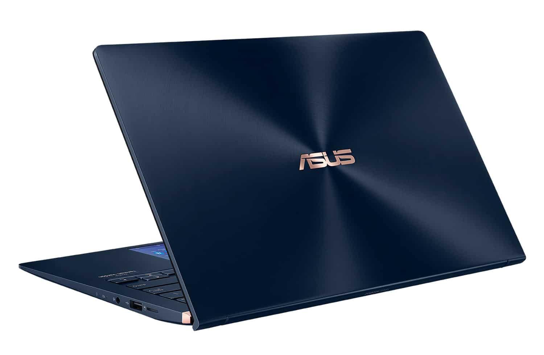 "Asus UX434FL-A6013T, Ultra 14"" polyvalent ScreenPad (1277€)"