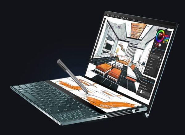 Asus ZenBook Duo 14 UX481FA