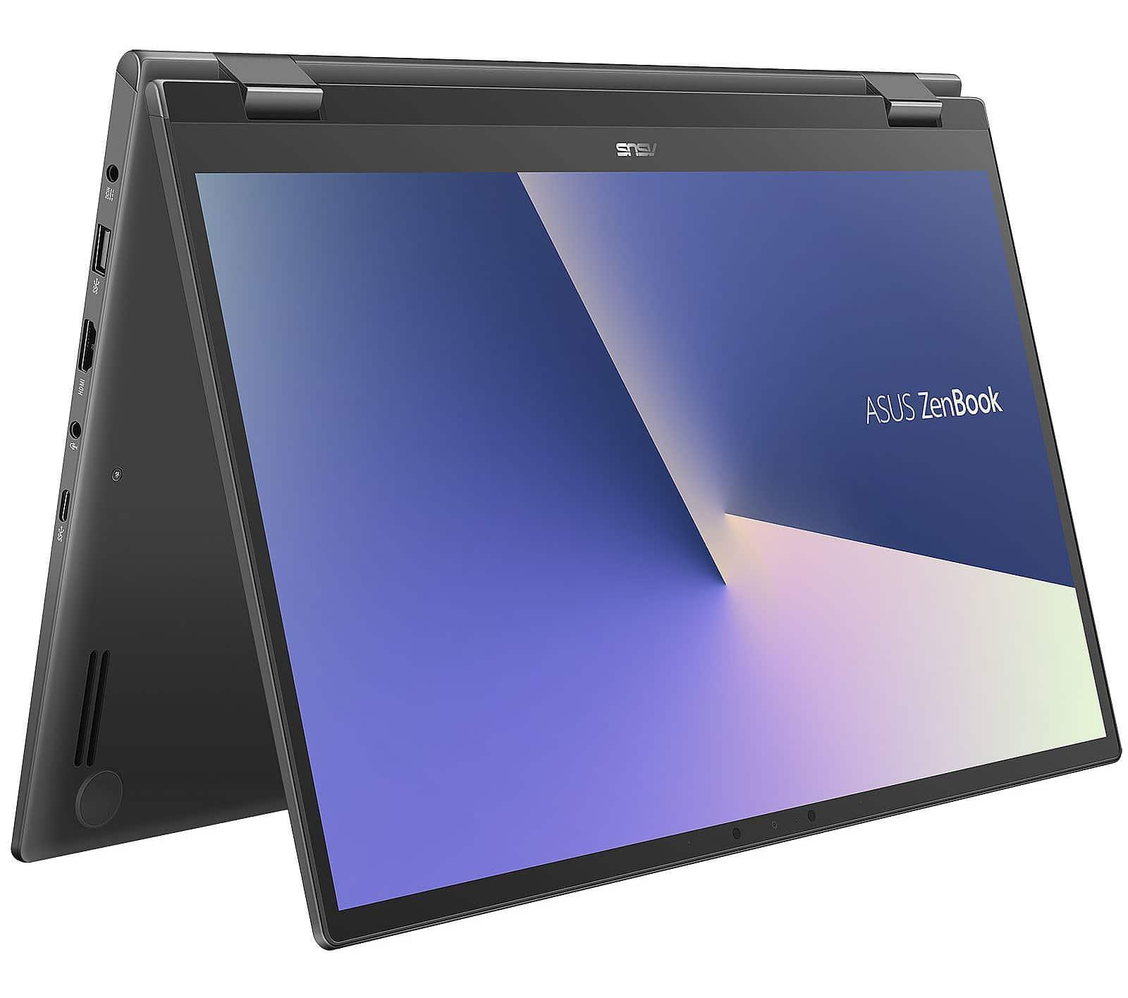 "Asus Zenbook Flip UX562FD-A1003T, 15"" Tablette 4K GTX (1619€)"