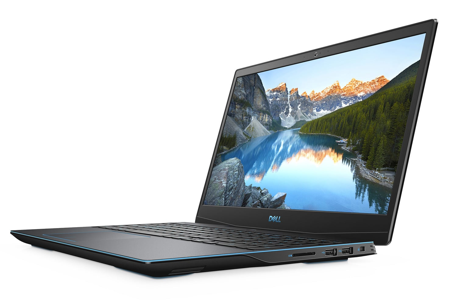 "Dell G3 3590, PC portable 15"" fin gamer GTX 1660 Ti SSD 512 Go (899€)"
