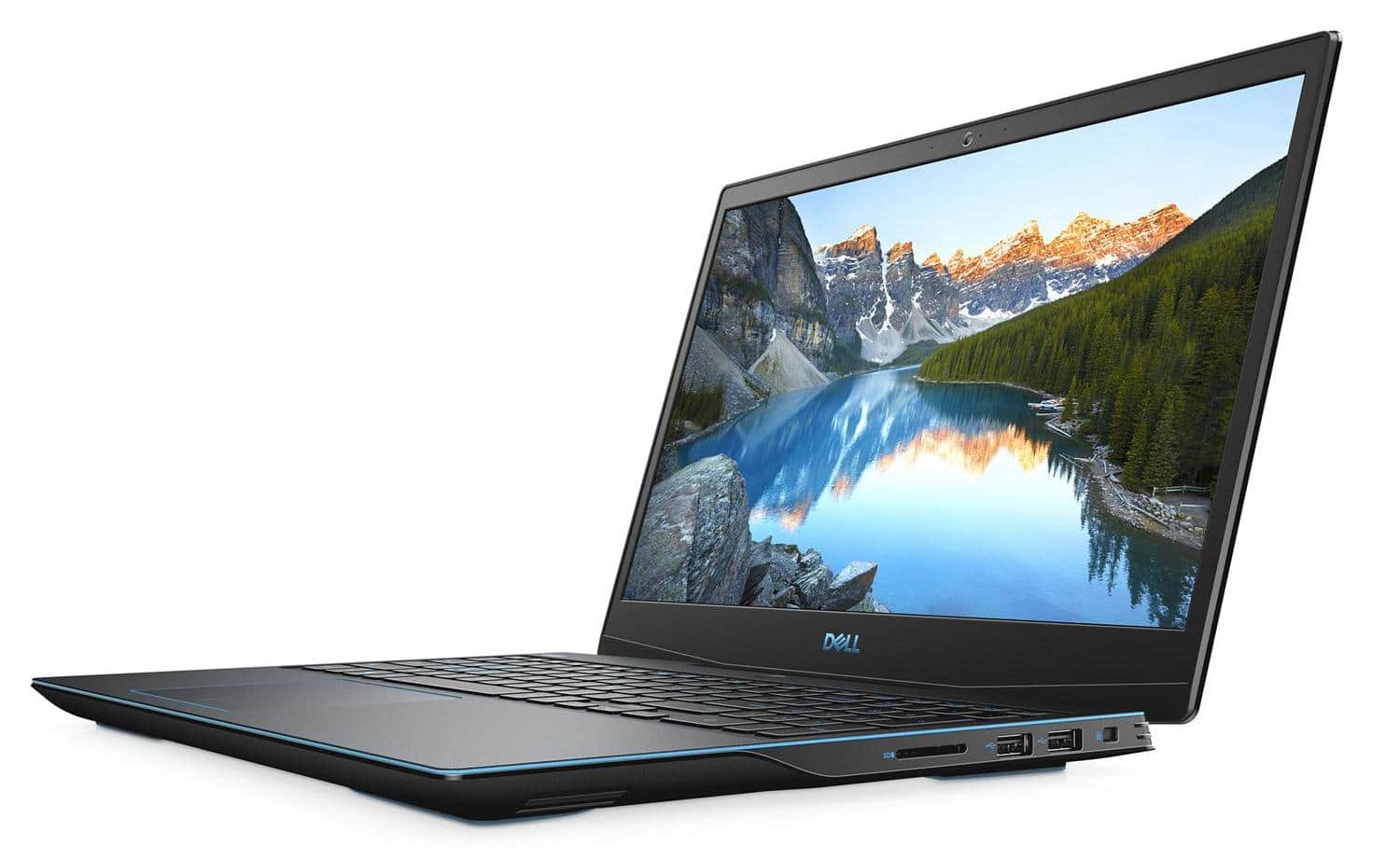 Dell G3 15 3590, PC gamer 15 pouces fin puissant (1199€)