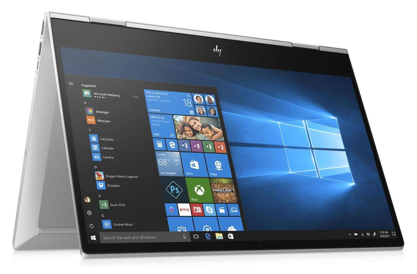 HP Envy x360 15-dr0000nf, 15 pouces Tablette tactile (879€)