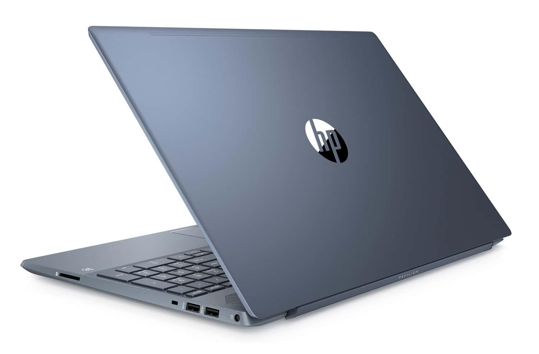 """HP Pavilion 15-cs2020nf, Ultrabook 15"""" polyvalent rapide bleu (799€)"""